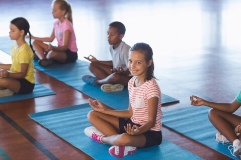 Mindfulness for schools and Yoga in the classroom