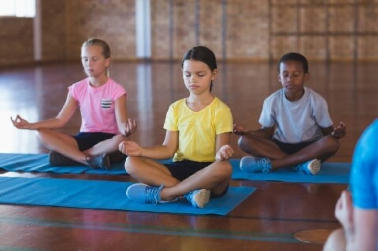 Yoga & mindfulness for students, a parents guide